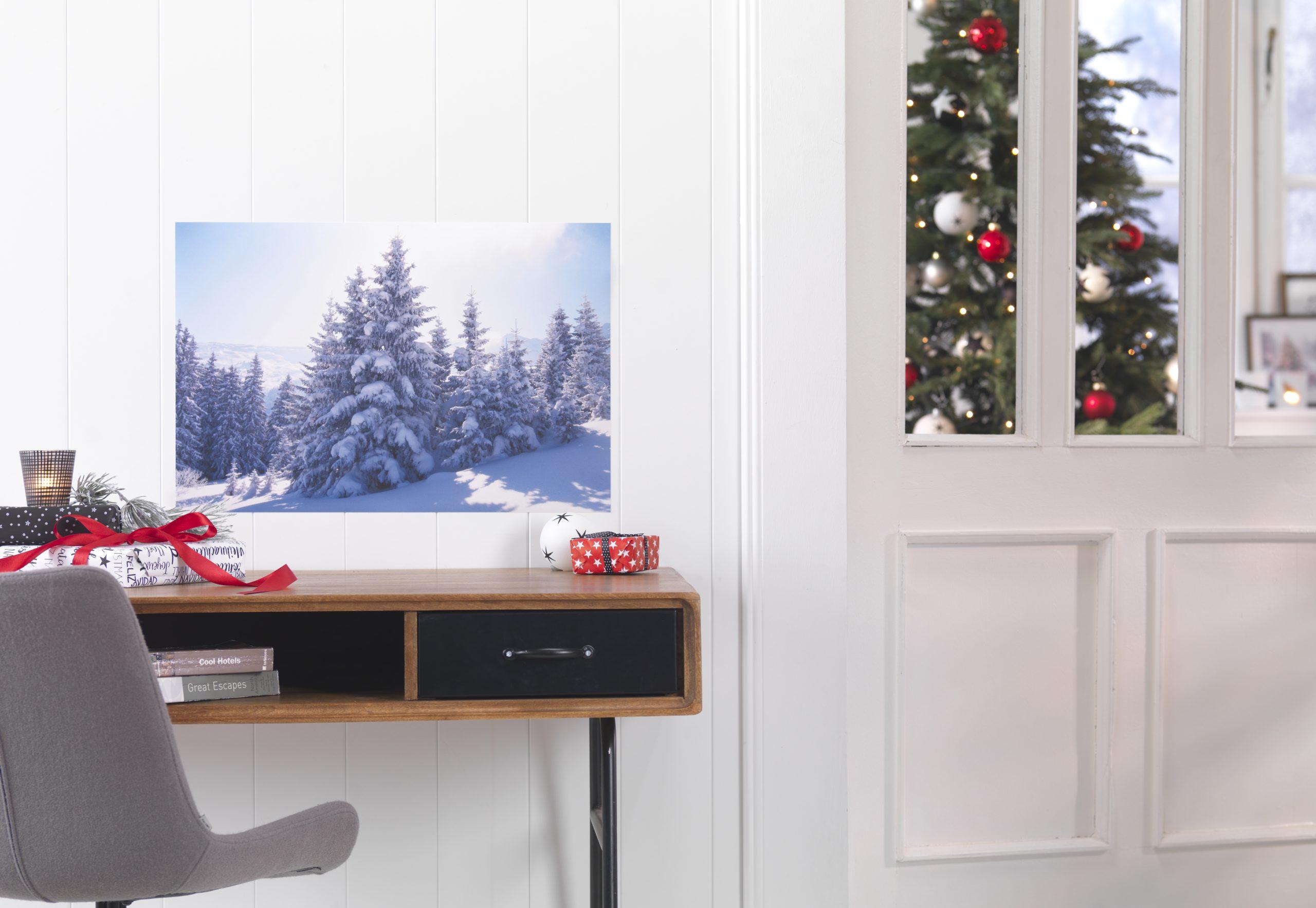 fotografie, vánoce, zima, fotoobraz