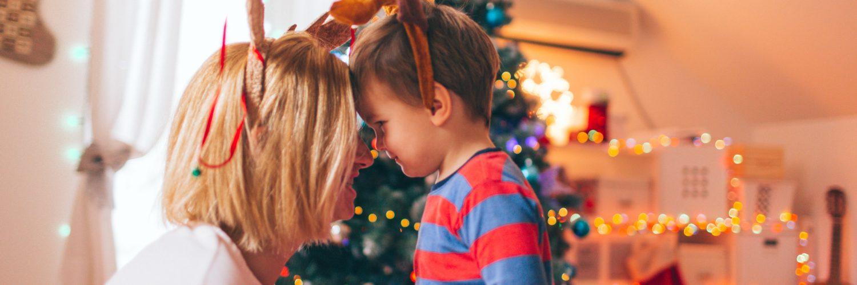 vánoce, dárky, děti