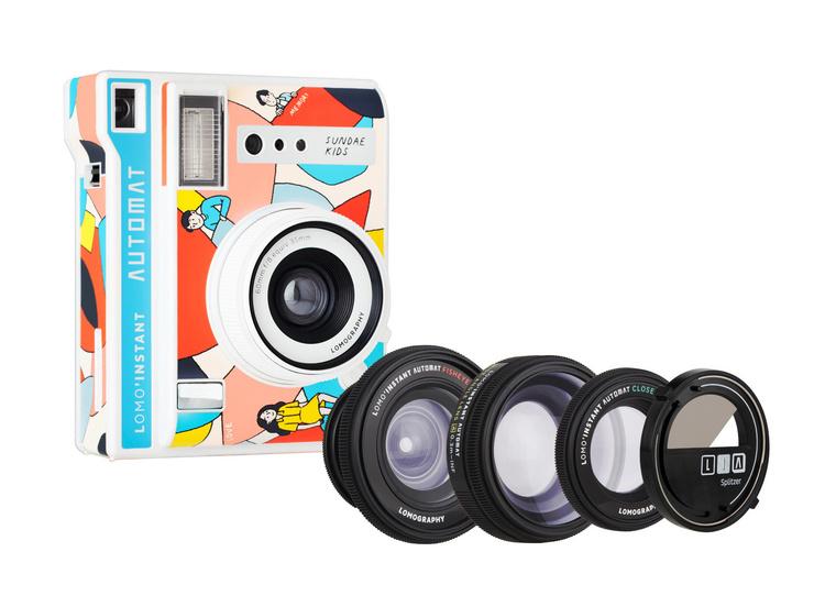 Lomo'Instant Automat Sundae Kids (lens kit)