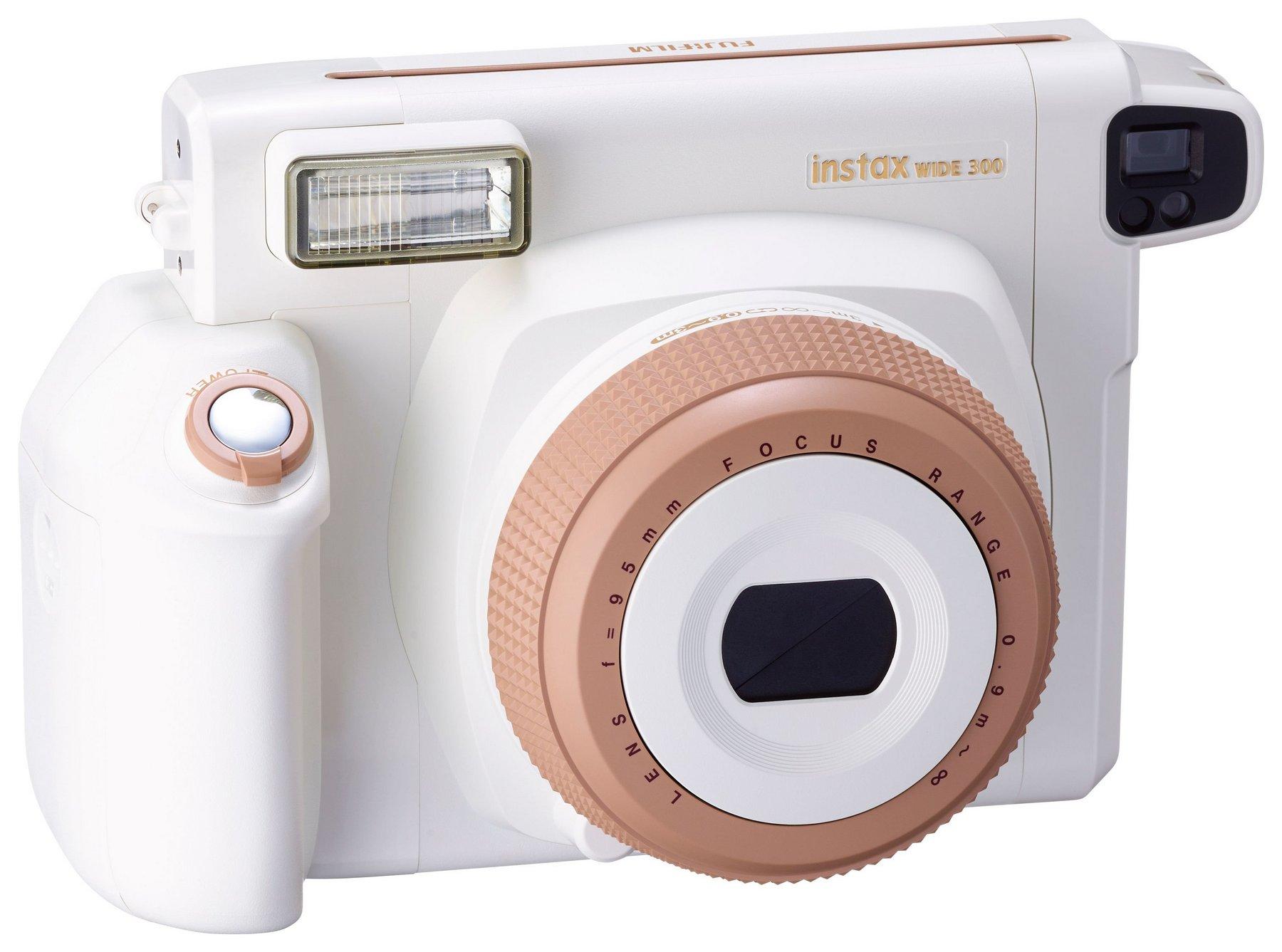 Fujifilm INSTAX WIDE 300 Toffee CAMERA EX D