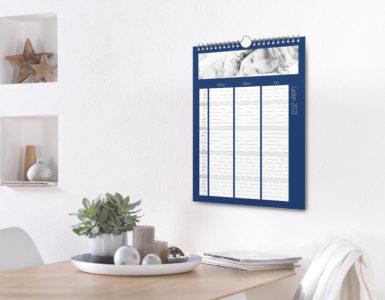kalendář, rodinný kalendář