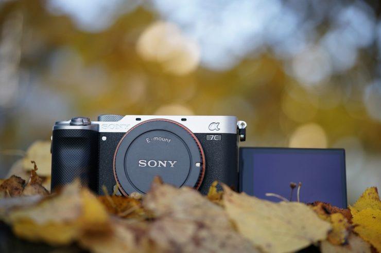 Sony A7C: RECENZE