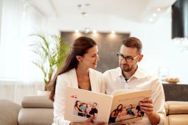 rodina, fotokniha, kronika