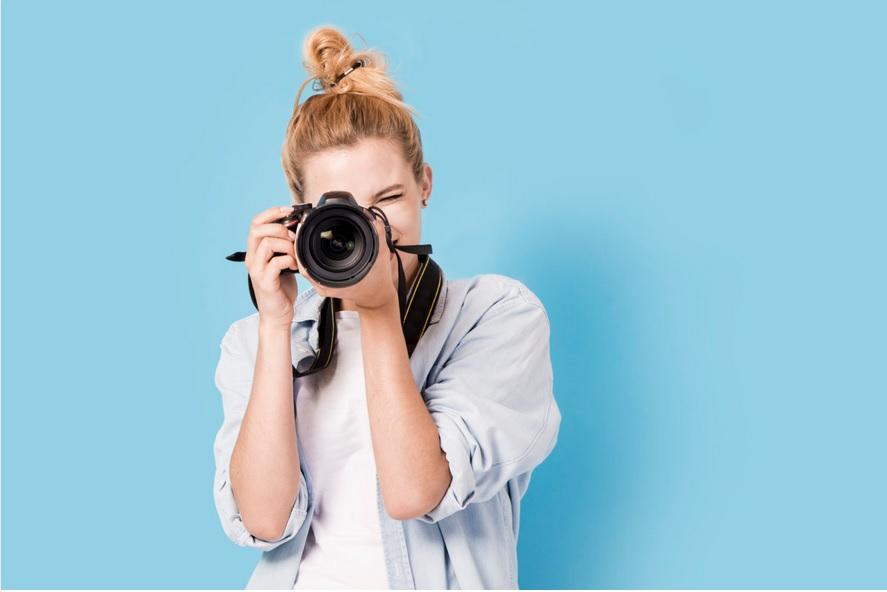 doma, fotoaparát, focení