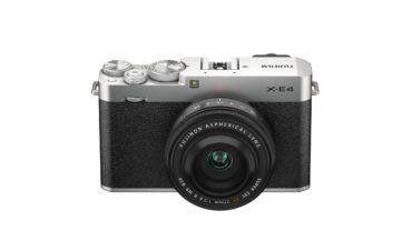 Fujifilm X-E4 + 27mm
