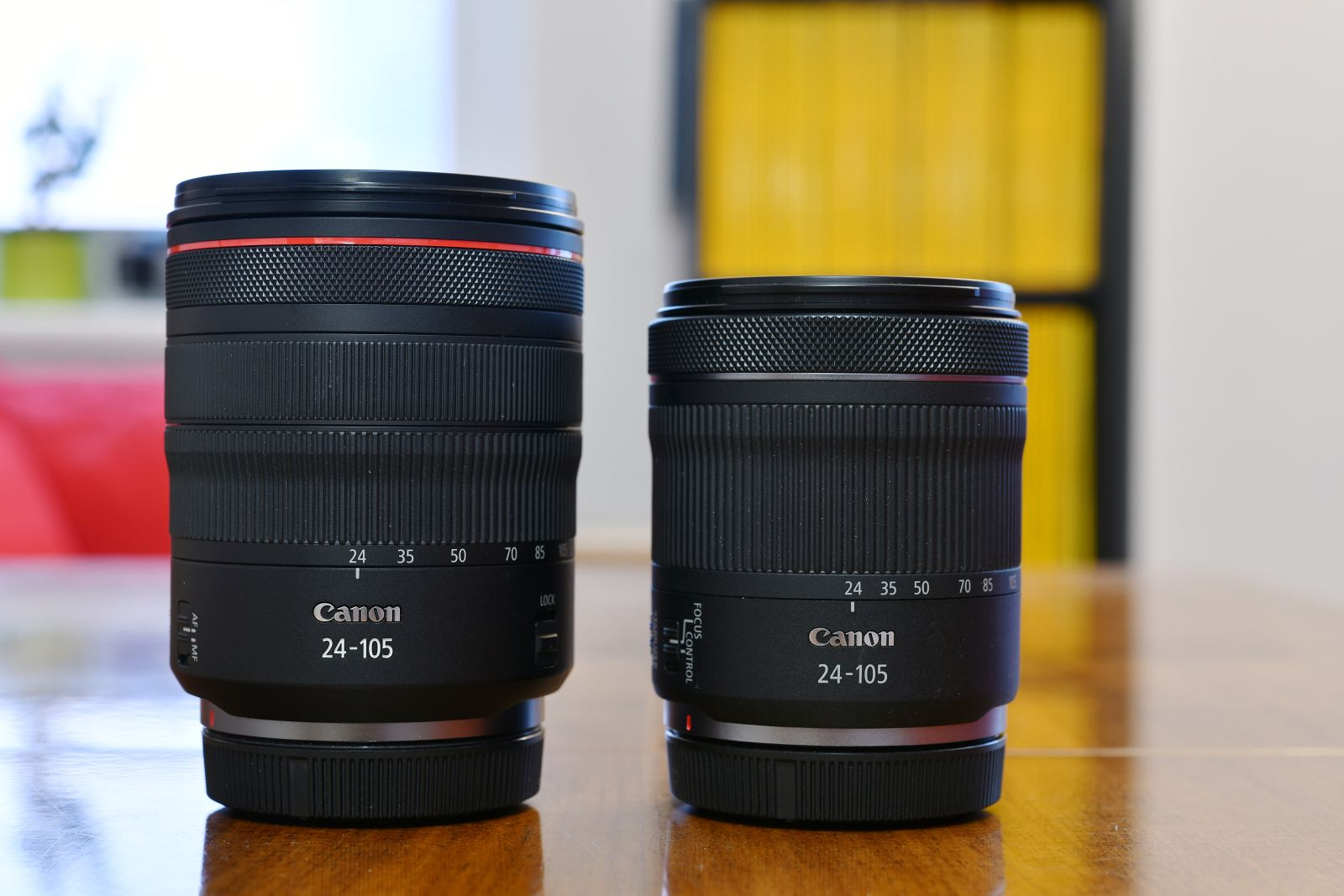 Canon RF 24-105mm f/4-7,1 IS STM: RECENZE