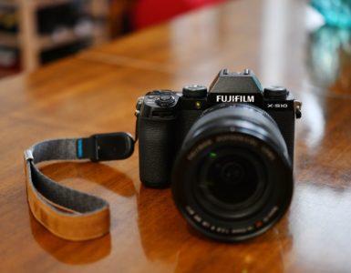 Recenze Fujifilm X-S10