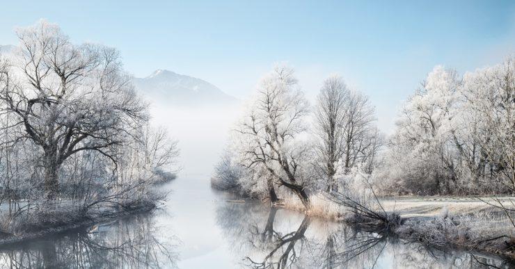 zima, pohádková zima