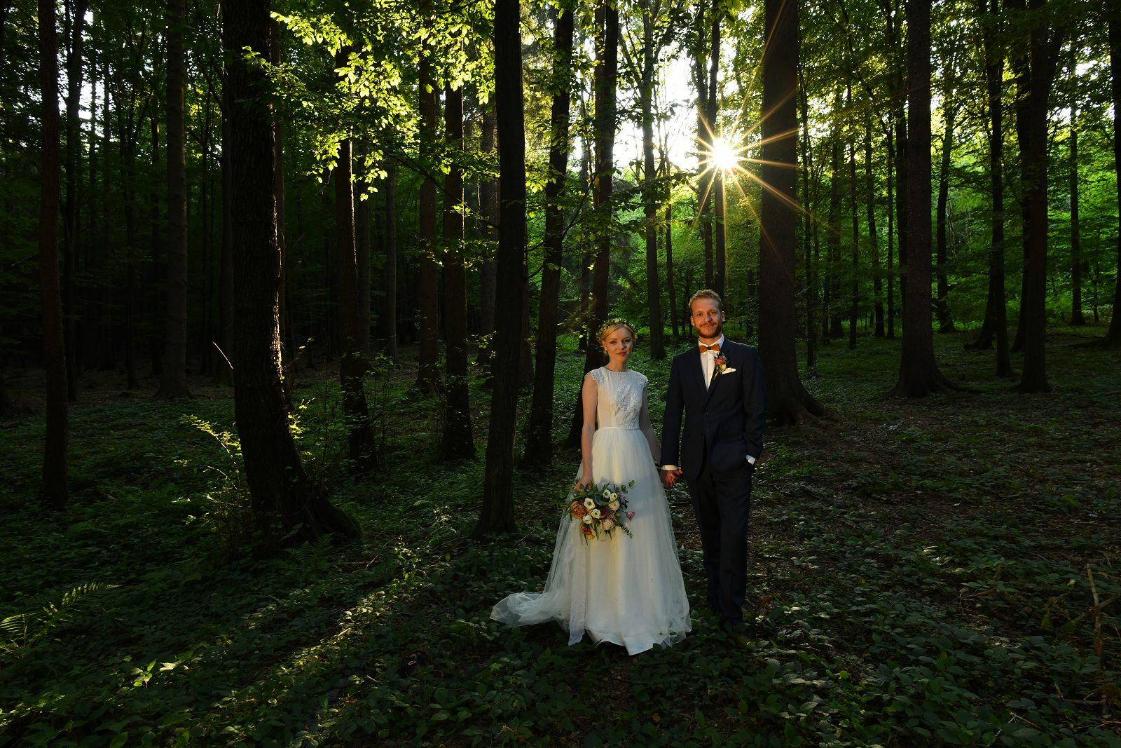 Svatební fotografie – portrét je královskou disciplínou
