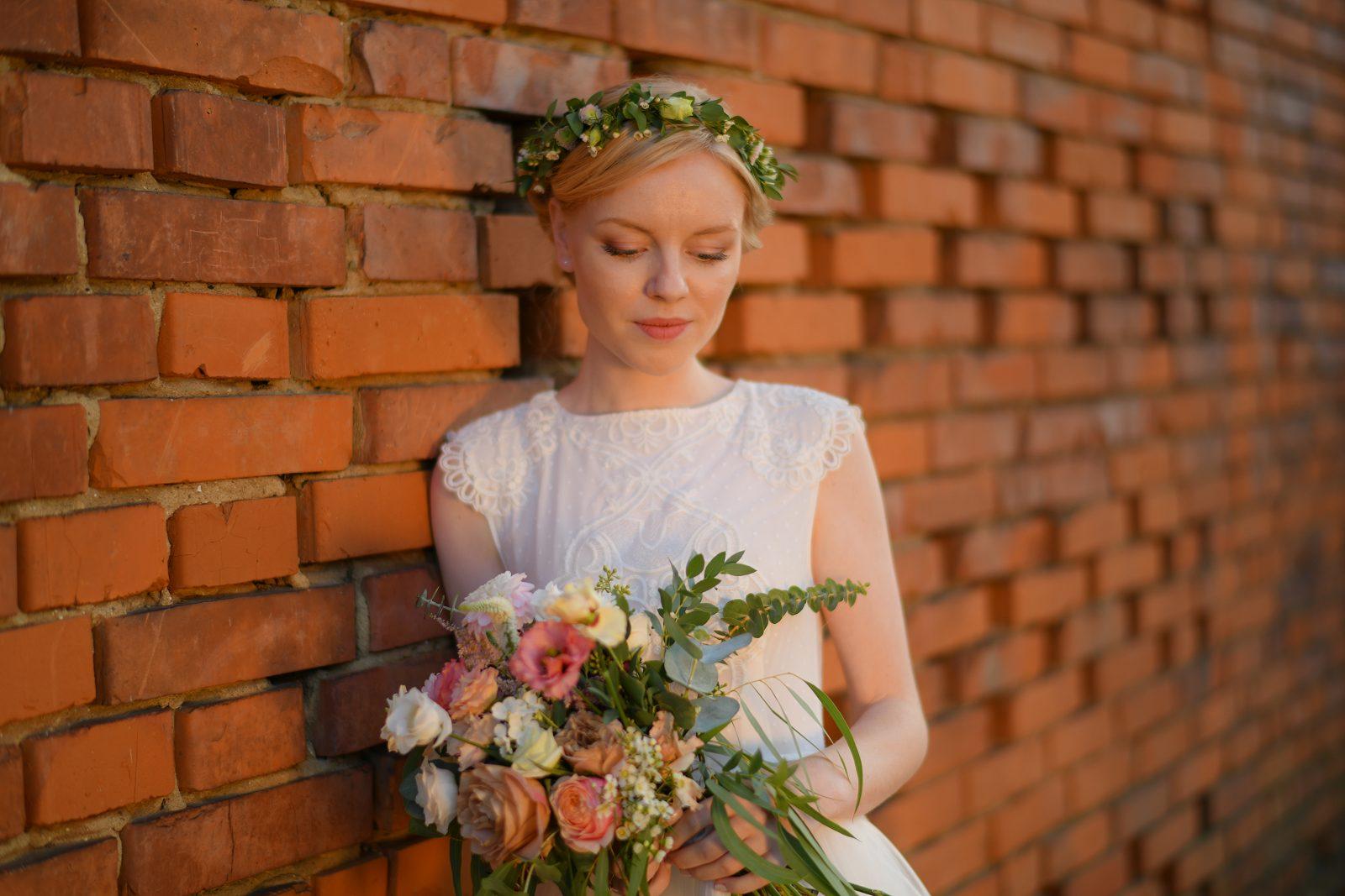 Svatební fotografie – u portrétů pozor na ostré světlo