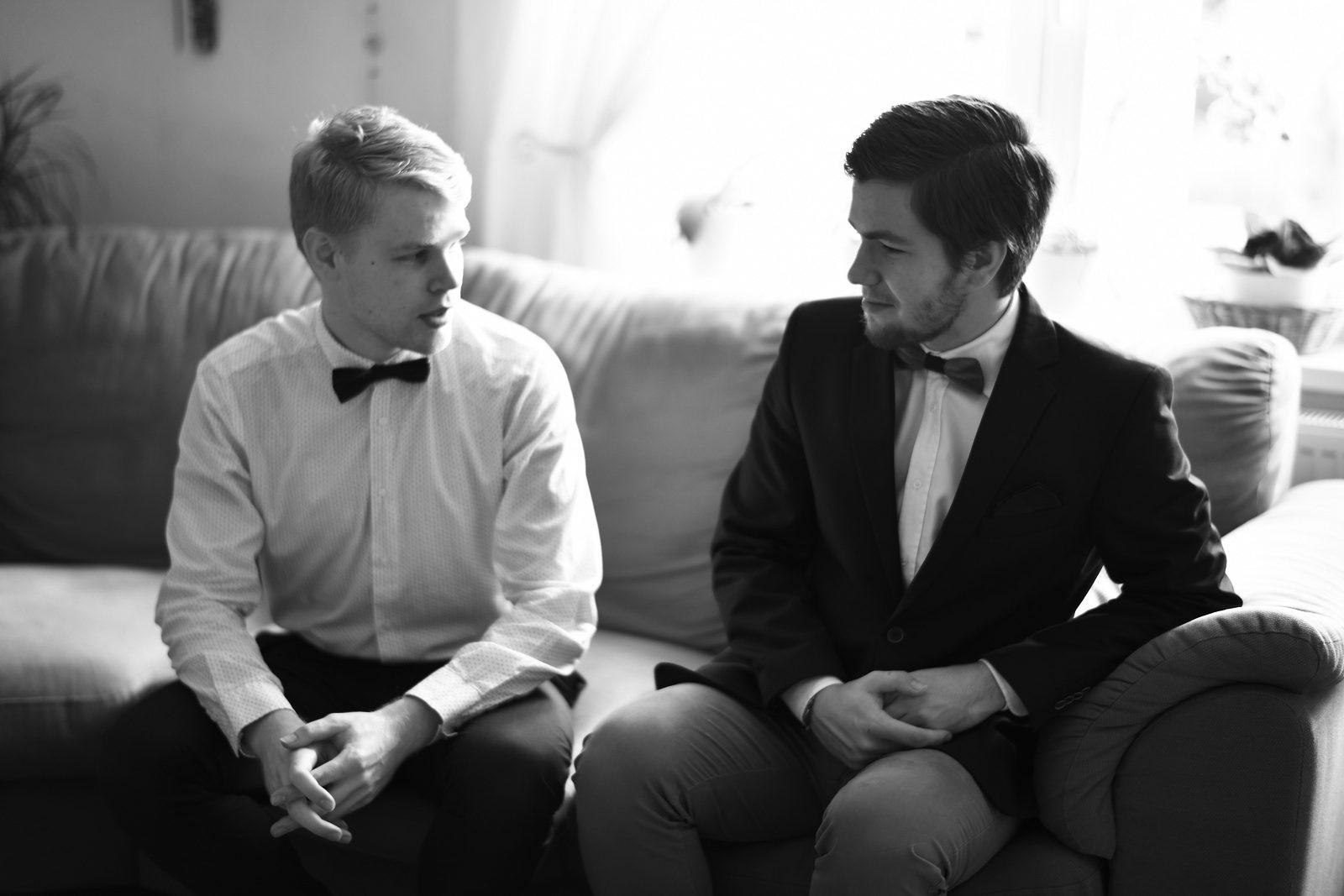Svatební fotografie – vždy buďte maximálně nenápadní