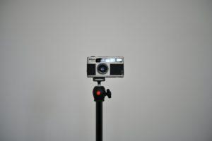 Ukázka vinětace objektivu Micro Nikkor 60 mm F2,8G při cloně F2,8 se zapnutou softwarovou korekcí digitálu