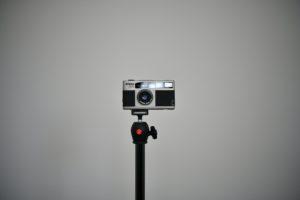 Ukázka vinětace objektivu Micro Nikkor 60 mm F2,8G při cloně F2,8