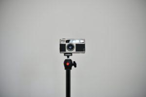Ukázka vinětace objektivu Micro Nikkor 60 mm F2,8G při cloně F4