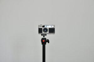 Ukázka vinětace objektivu Micro Nikkor 60 mm F2,8G při cloně F8
