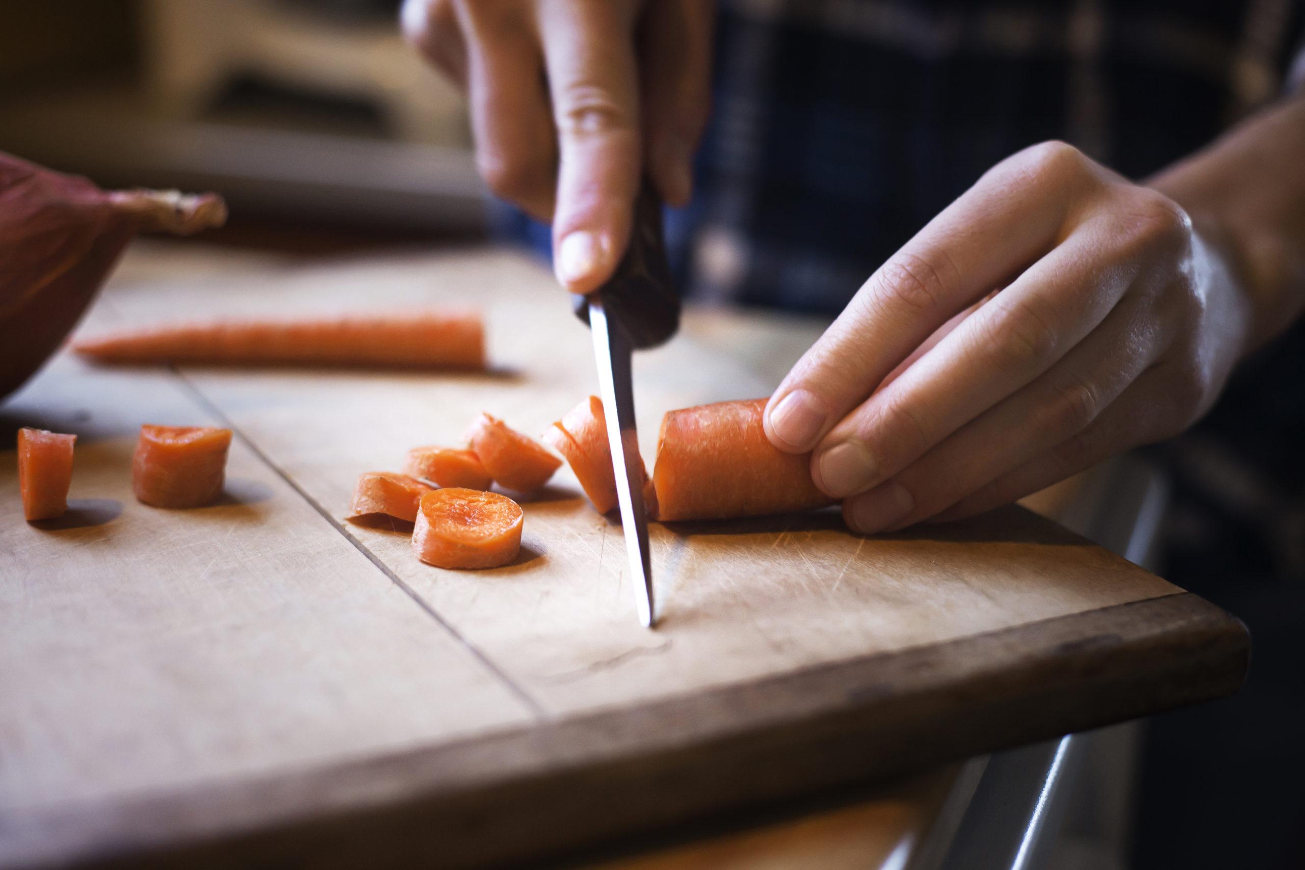 vaření, rodina, detail