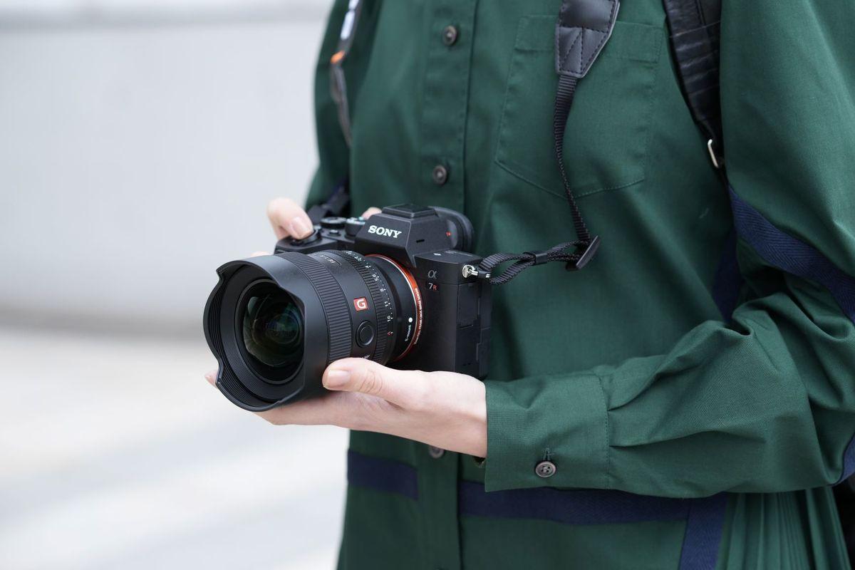 Vyvážená sestava - Sony A7R IV a Sony FE 14mm f/1,8 GM