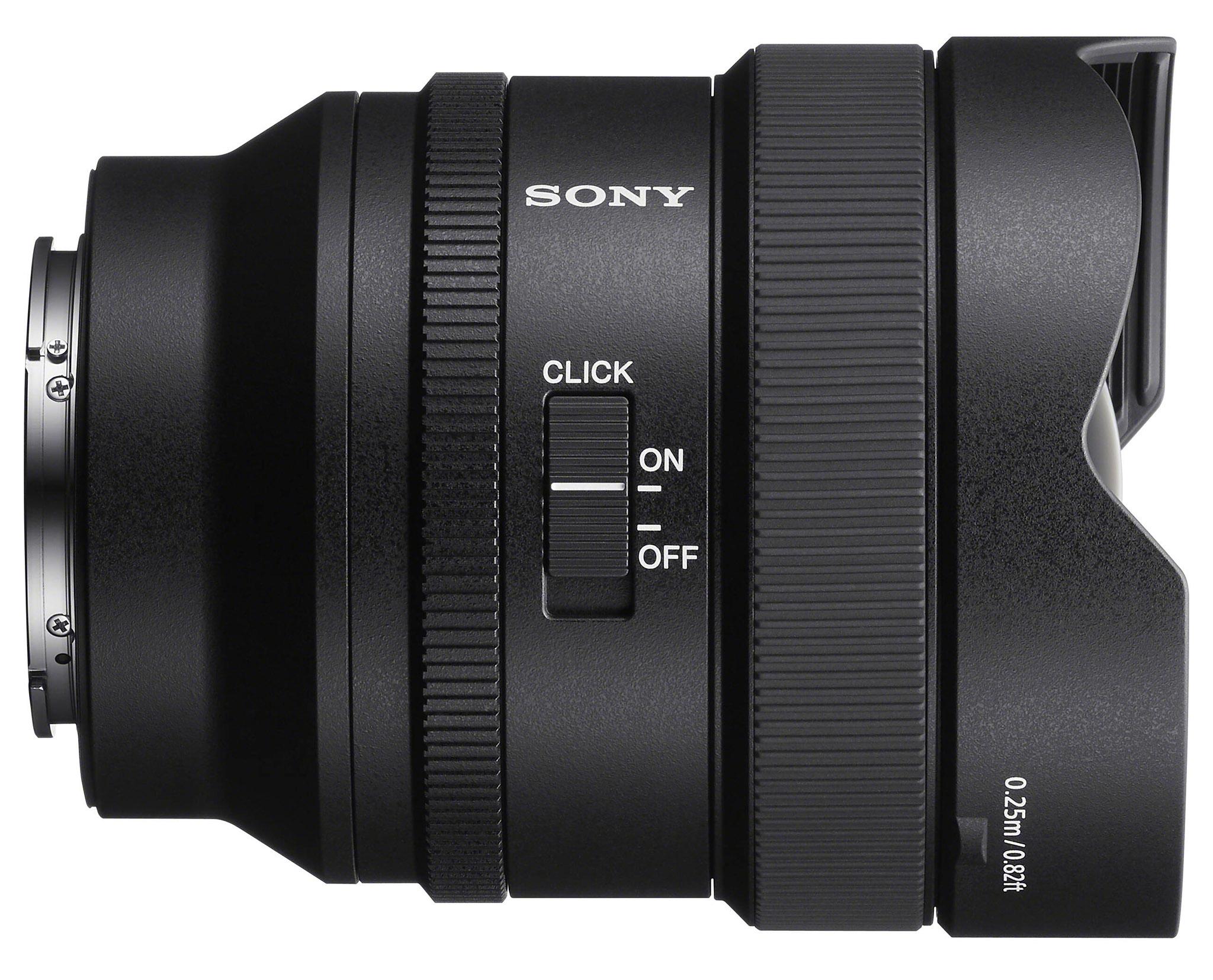 Clonový kroužek umí i nastavení pro natáčení videí s CSC fotoaparátem
