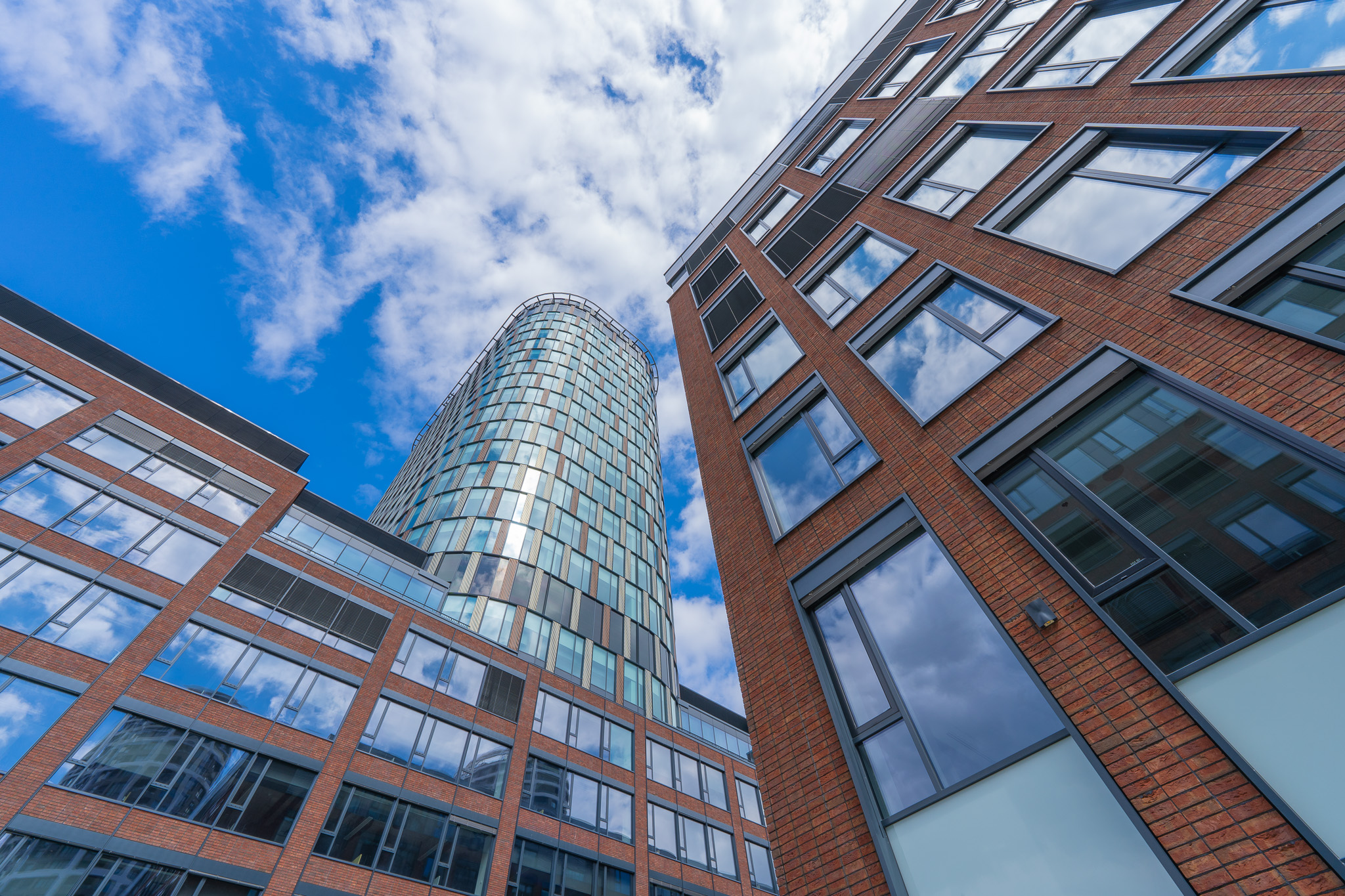 Fotografie moderní architektury