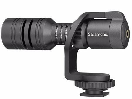 Saramonic Vmic Mini - mikrofon pro DSLR i smartphony
