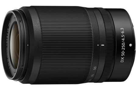 Nikon Z DX 50–250mm f/4,5–6,3VR