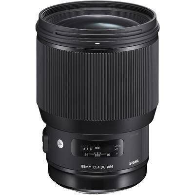 Sigma 85mm f/1.4 DG HSM Art (Canon)