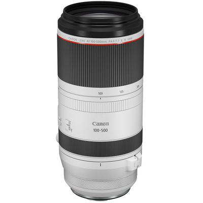 Canon RF 100-500mm f/4,5-7,1L IS USM