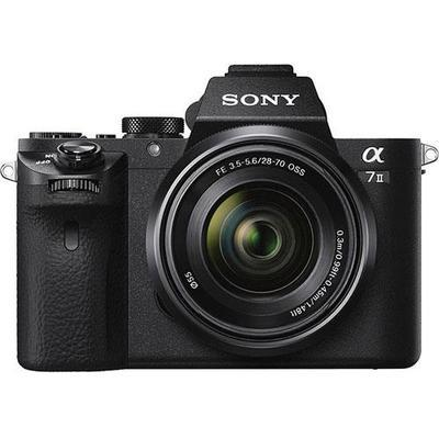 Sony Alpha A7 Mark II + 28-70mm