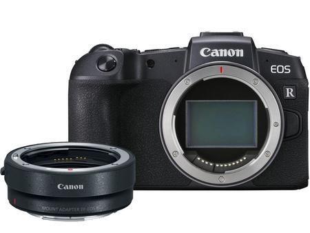 CANON EOS RP + adaptér EF-EOS R