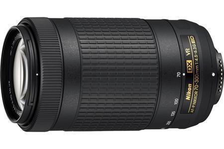 Nikon 70-300mm AF-P f/4.5-6.3G ED DX VR