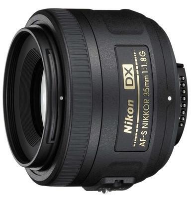 Nikon 35mm AF-S f/1.8G DX