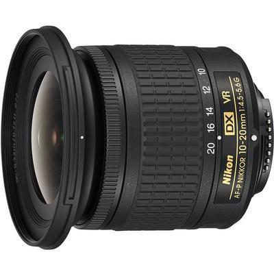 Nikon 10-20mm f/4.5-5.6 G AF-P DX VR