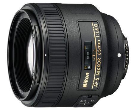 Nikon 85mm AF-S f/1.8G