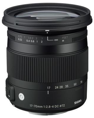 Sigma 17-70mm f/2.8-4 DC OS MACRO HSM Contemporary (Canon)