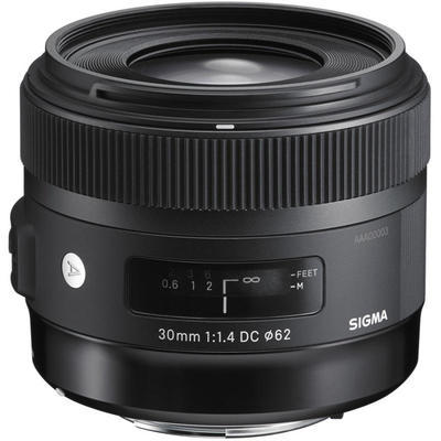 Sigma 30mm f/1.4 DC HSM ART (Sony A)