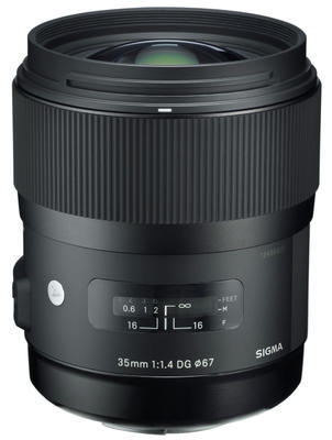Sigma 35mm f/1.4 DG HSM ART (Nikon)