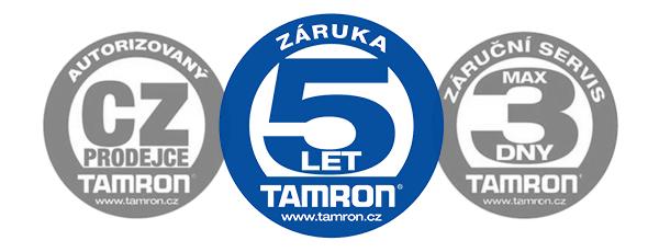 výhody nákupu objektivů Tamron
