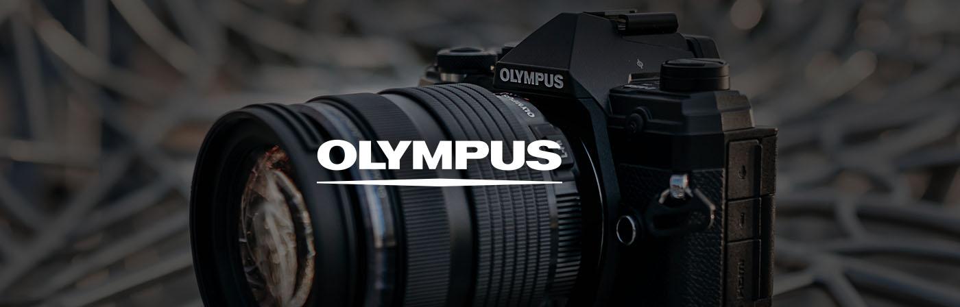 Aktualni akce Olympus