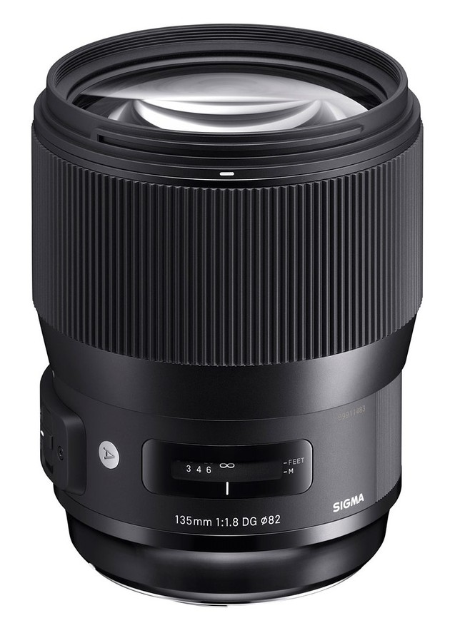 Sigma 135mm f/1.8 DG HSM ART ( Nikon )